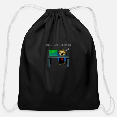 Employee Employee of the Month - Cotton Drawstring Bag