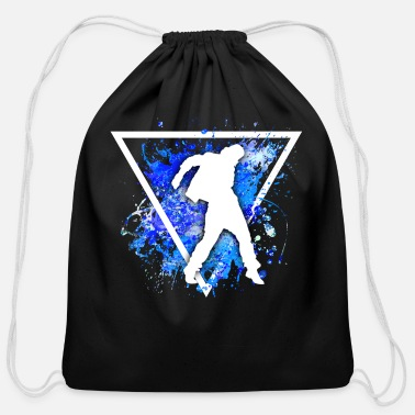 Modern Dance hip-hop modern dance dancing - Cotton Drawstring Bag