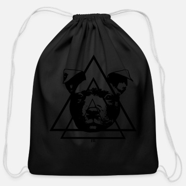 Pit Pit. - Cotton Drawstring Bag