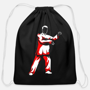 Weng Weng Chun - Cotton Drawstring Bag