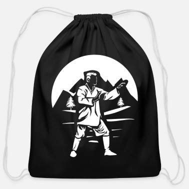 Weng Weng Weng Chun - Cotton Drawstring Bag