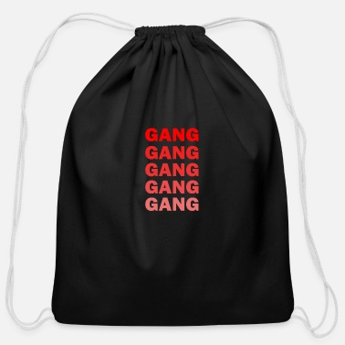 Gang Gang Gang Gang - Cotton Drawstring Bag