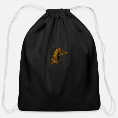 Vulture Griffon vulture, Griffon vulture bird - Cotton Drawstring Bag