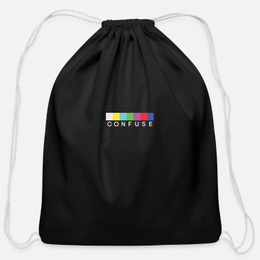 Off-brand CONFUSE Brand - Cotton Drawstring Bag