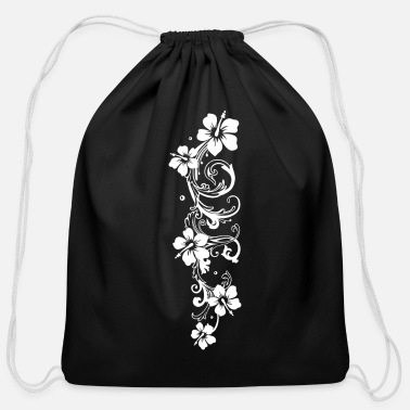 Shop Hibiscus Flower Bags Backpacks Online Spreadshirt