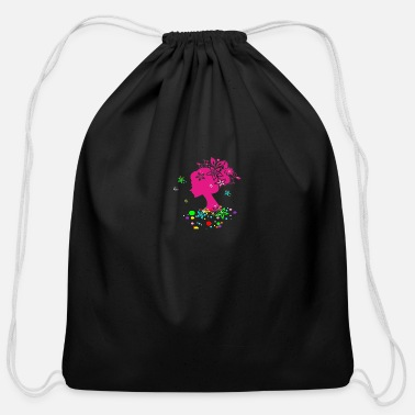 Empowerment Women Empowerment - Cotton Drawstring Bag