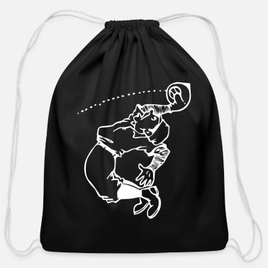 Ball Sport Baseball Sport Ball Ball Sports America Glove - Cotton Drawstring Bag