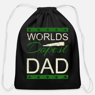 Cannabis Cannabis - Cotton Drawstring Bag