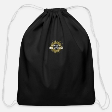 Fitness I'm A Ray Of Fucking Sunshine - Cotton Drawstring Bag