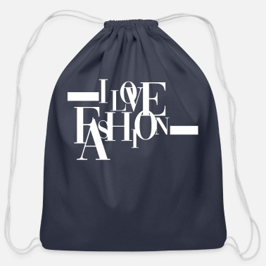 Model Model Model Model Model - Cotton Drawstring Bag