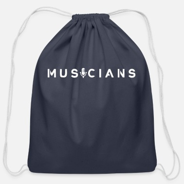 Musician Musician - Cotton Drawstring Bag