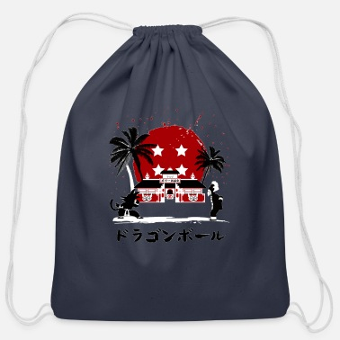 Dragon ball - Cotton Drawstring Bag