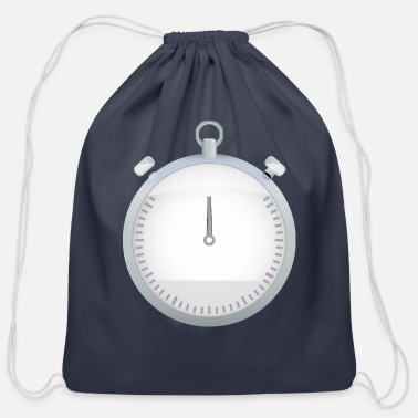 Tick Tick tick - Cotton Drawstring Bag