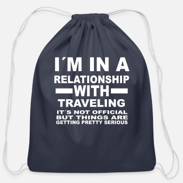 Relationship relationship with - Cotton Drawstring Bag