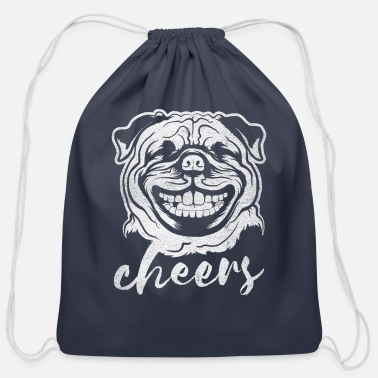 Cheers Cheers - Cotton Drawstring Bag