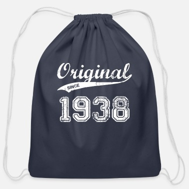 1938 1938 - Cotton Drawstring Bag