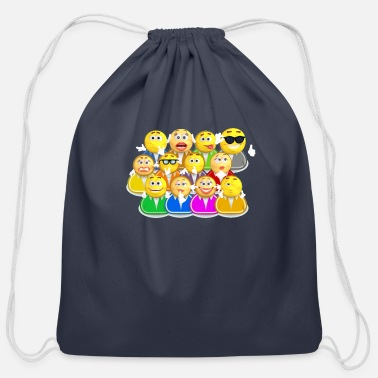 Group The Group - Cotton Drawstring Bag