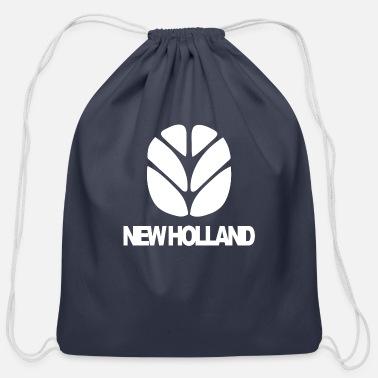 New Holland vintage logo Holland - Cotton Drawstring Bag