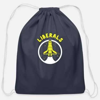 Liberal LIBERALS - Cotton Drawstring Bag