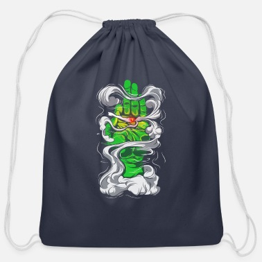 Smoking Smoking - Cotton Drawstring Bag