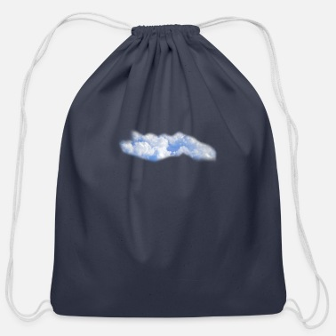 Cloud Cloud - Cotton Drawstring Bag