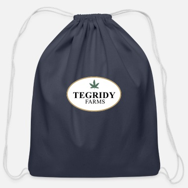 South Tegridy Farms Shirt - Cotton Drawstring Bag