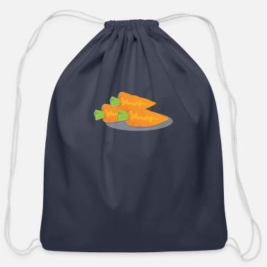 Carrot Carrots - Cotton Drawstring Bag