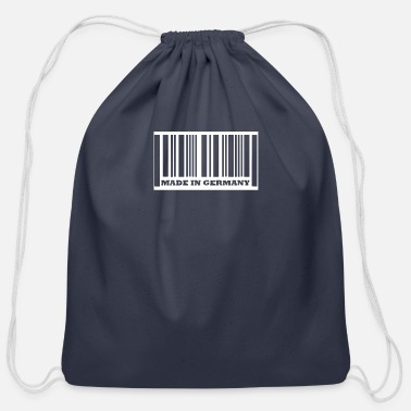 Germany made in germany - Cotton Drawstring Bag