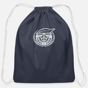 Form Final Form - Cotton Drawstring Bag
