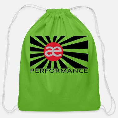 Fastandfurious AE Performance - Cotton Drawstring Bag