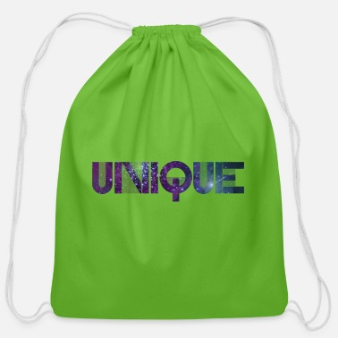 Unique UNIQUE - Cotton Drawstring Bag