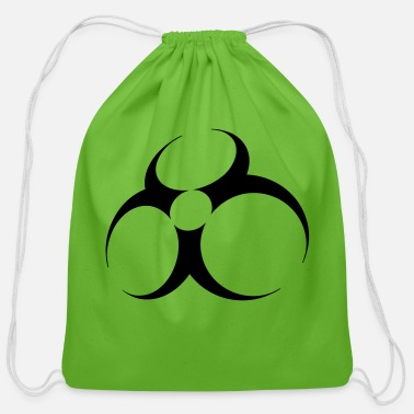 Toxic toxic - Cotton Drawstring Bag