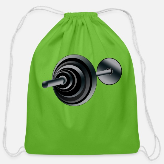 Gymnasium Bags & Backpacks - Workout - Cotton Drawstring Bag clover