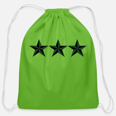 Rank General Lieutenant General LTG Rank, Mision Militar ™ - Cotton Drawstring Bag