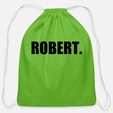 Robert ROBERT. - Cotton Drawstring Bag
