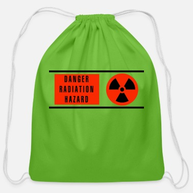 Nuclear Waste Nuclear Waste Beverage - Cotton Drawstring Bag