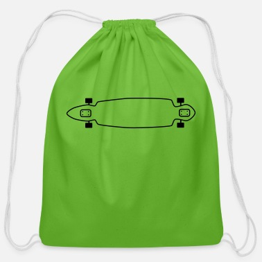 Longboard Longboard - Cotton Drawstring Bag
