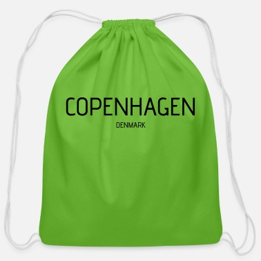 Copenhagen copenhagen - Cotton Drawstring Bag