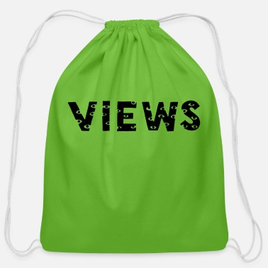 View Views - Cotton Drawstring Bag