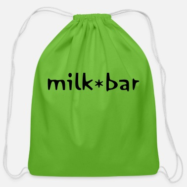Milk milkbar - Cotton Drawstring Bag