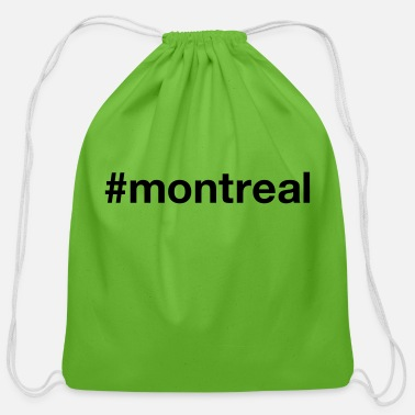Montreal MONTREAL - Cotton Drawstring Bag