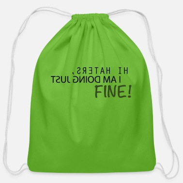 Fine FINE - Cotton Drawstring Bag