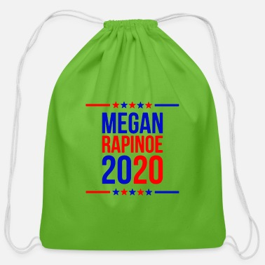 megan rapinoe marchandise - Cotton Drawstring Bag