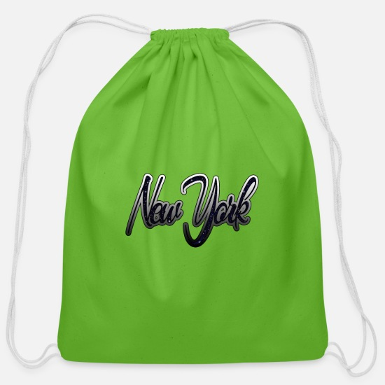 New Bags & Backpacks - New york - Cotton Drawstring Bag clover