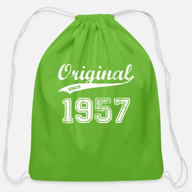 1957 1957 - Cotton Drawstring Bag