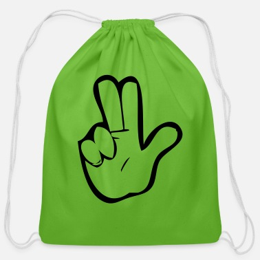 Count 3 count - Cotton Drawstring Bag