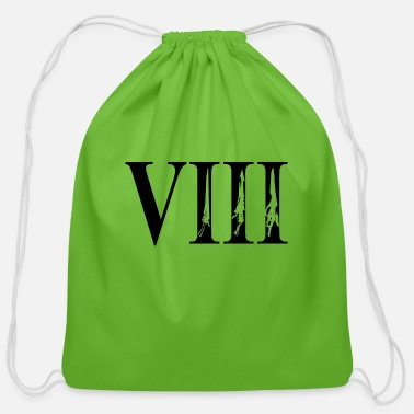 Final Fantasy Viii Final VIII - Cotton Drawstring Bag