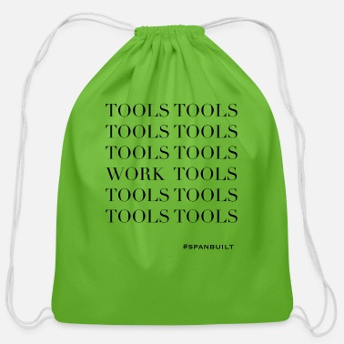 Tool Tools Tools Tools Work Tools - Cotton Drawstring Bag