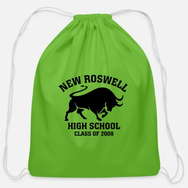 New Roswell High School Class of 2008 - Cotton Drawstring Bag