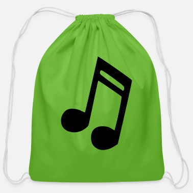Note Clue note - Cotton Drawstring Bag